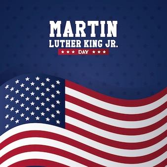 Martin luther king jr icône du jour