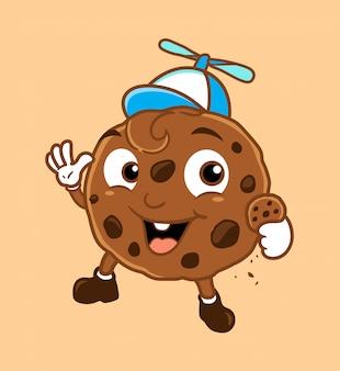 Mascotte cookie junior
