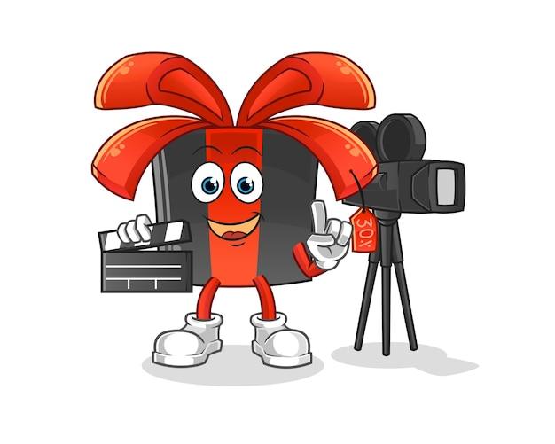 Mascotte de réalisateur du vendredi noir.