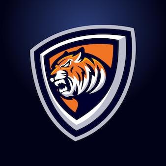 Mascotte de tigre