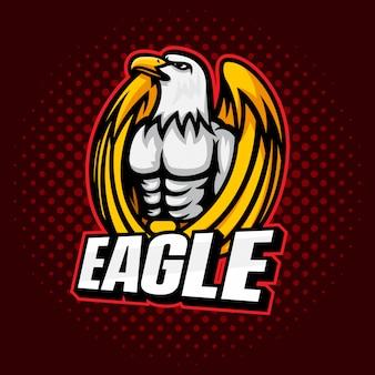 Mascottes aigle