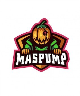 Maspump sports logo