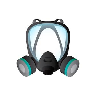 Masque respiratoire à gaz