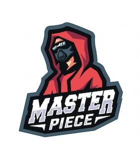 Master piece e sport logo