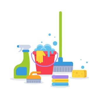 Matériel de nettoyage de surface