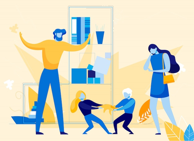 Mauvais comportement et hyperactivité des enfants