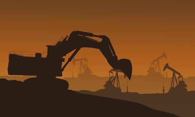Mauvais environnement avec l'industrie de la construction