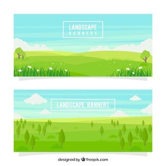 Meadows bannières