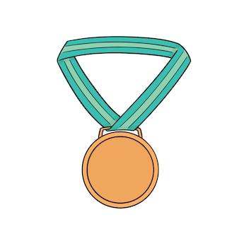 Médaille sport