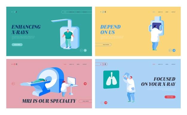 Médecin caractères recherche pathologie pulmonologique sur scan patient