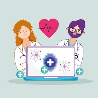 Médecin consultant en ligne