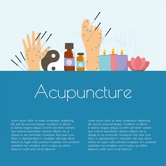 Médecine alternative, acupuncture