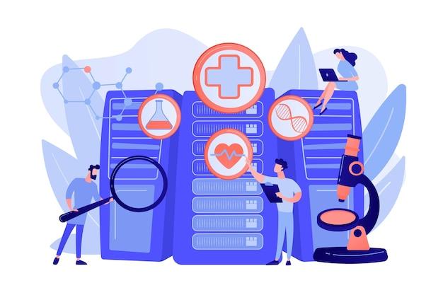 Médecins et analyses prescriptives personnalisées