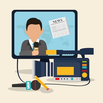 Médias d'information et diffusion