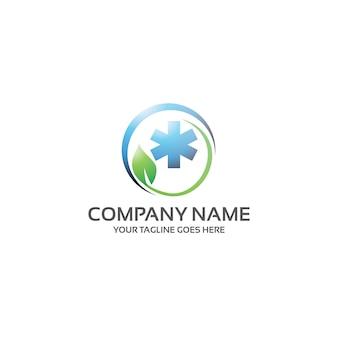 Medinature logo template