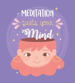 Méditation qui te dérange