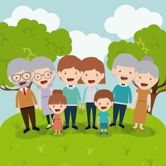Le meilleur design familial