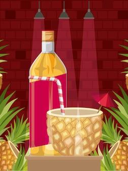 Meilleure boisson avec tasse alcoolisée