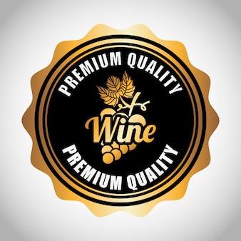 Meilleure étiquette de vin