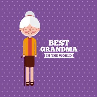 Meilleure grand-mère