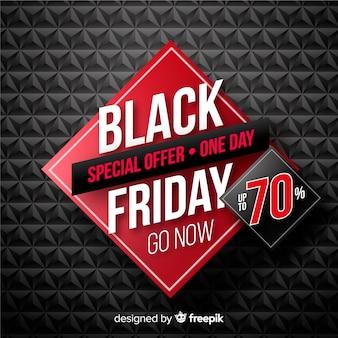 Meilleure offre bannière du vendredi noir