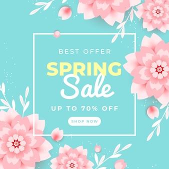 Meilleure offre vente de printemps