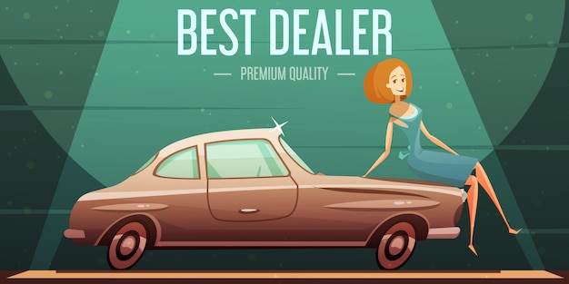 Meilleure vente de voitures premium service premium