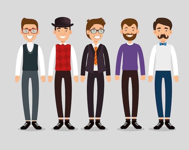 Meilleurs groupes de pères styles de groupe