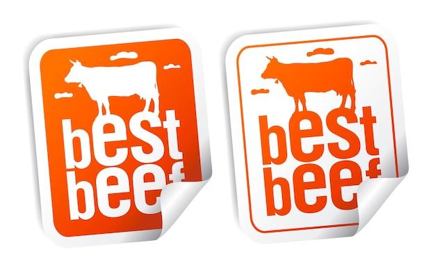 Meilleurs signes de boeuf avec vache