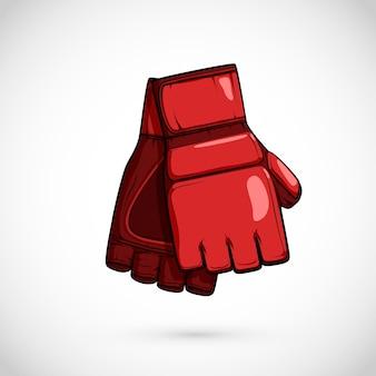 Mélanger l'équipement d'arts martiaux