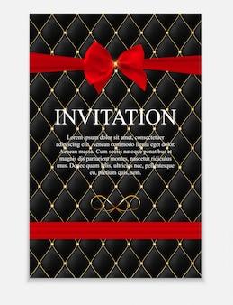 Membres de luxe, carte-cadeau invitation vip