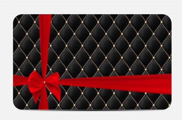 Membres de luxe, fond de carte-cadeau