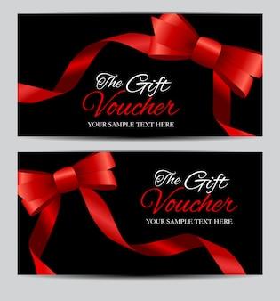 Membres de luxe, modèle de carte-cadeau pour votre illustration d'entreprise