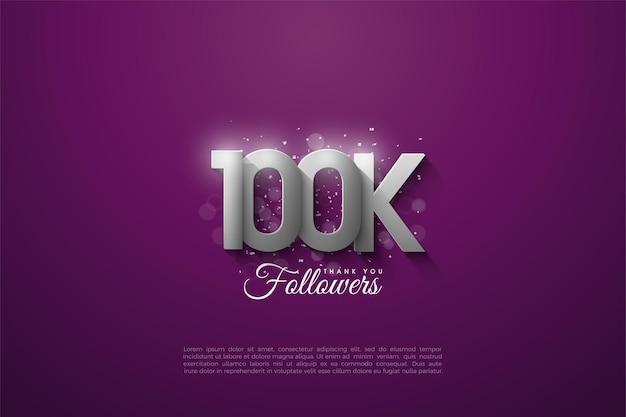 Merci à 100k abonnés