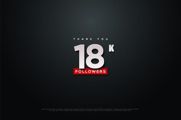 Merci 18k abonnés