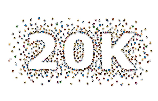Merci les abonnés, groupe social en ligne 20k