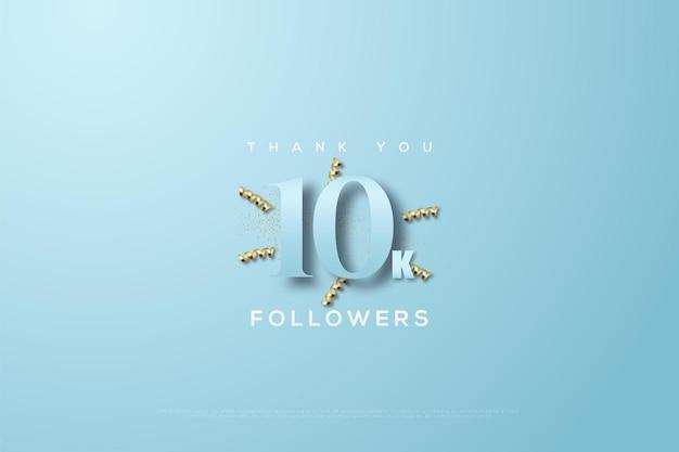 Merci pour 10k abonnés