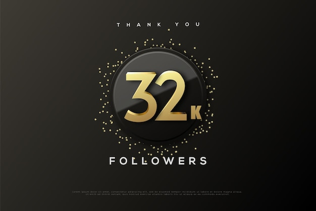 Merci trente deux mille adeptes