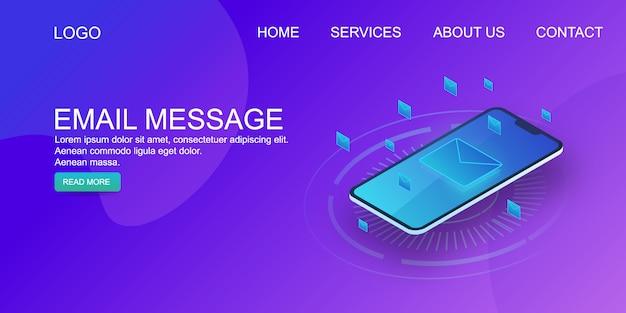 Message électronique