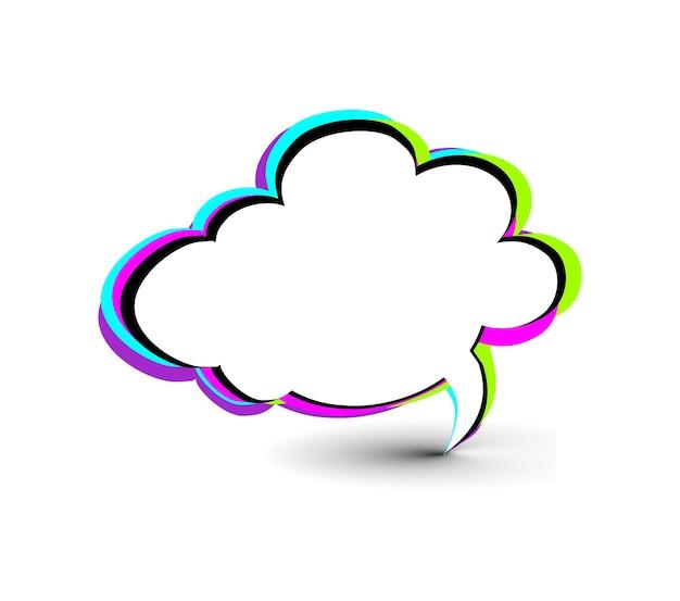 Messenger fenêtre icône vector illustration isolé sur fond blanc