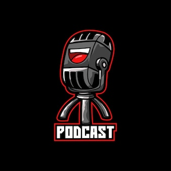 Micro d'enregistrement vocal de son podcast broadcast mic