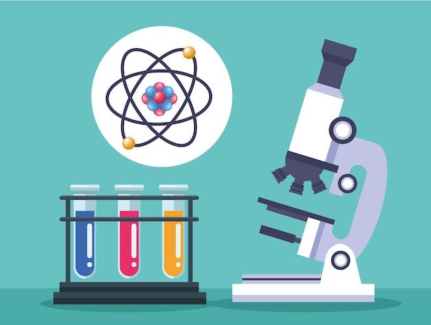 Microscope de test génétique