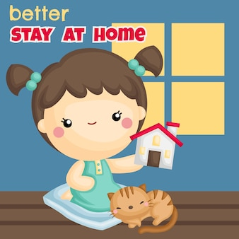 Mieux rester à la maison