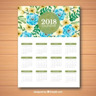 Mignon calendrier 2018