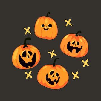 Mignon de caractère halloween
