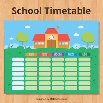 Mignon établissement scolaire et calendrier