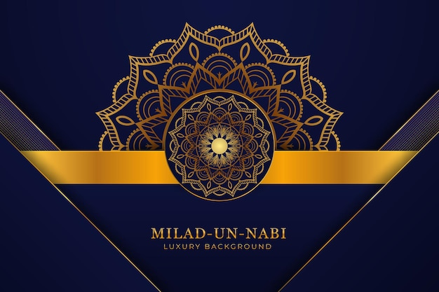 Milad-un-nabi-fond de luxe
