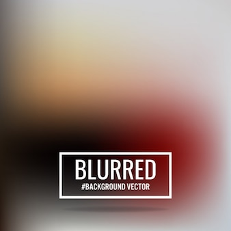 Milieux blured