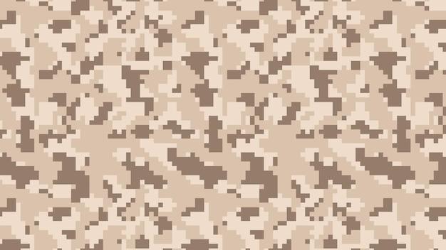 Militaire et armée de fond camouflage pixel