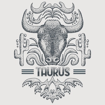 Millésime zodiacal taureau